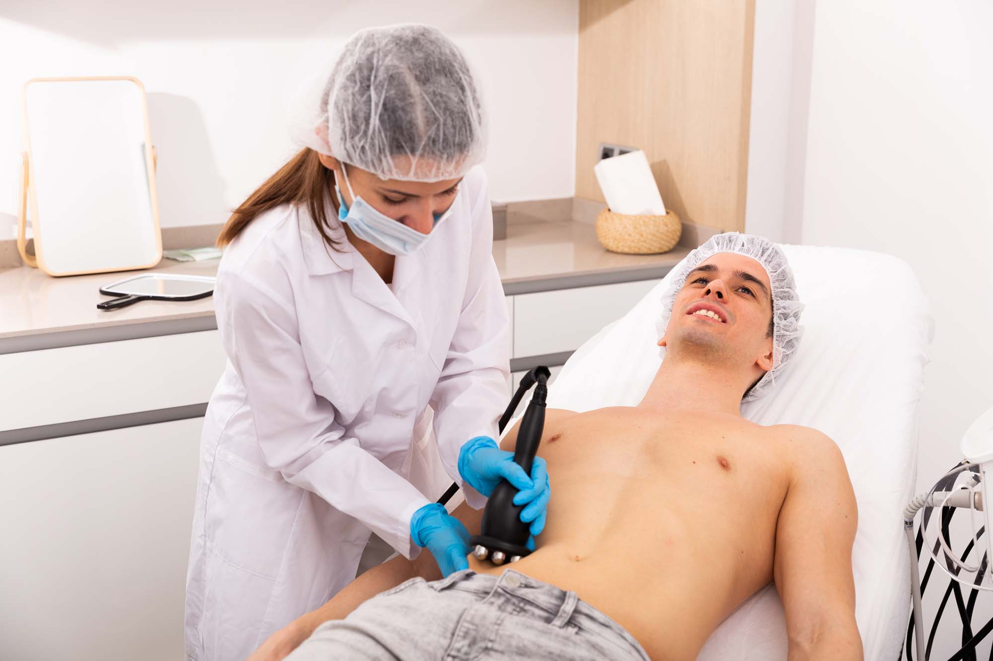 Focused ultrasound body contouring