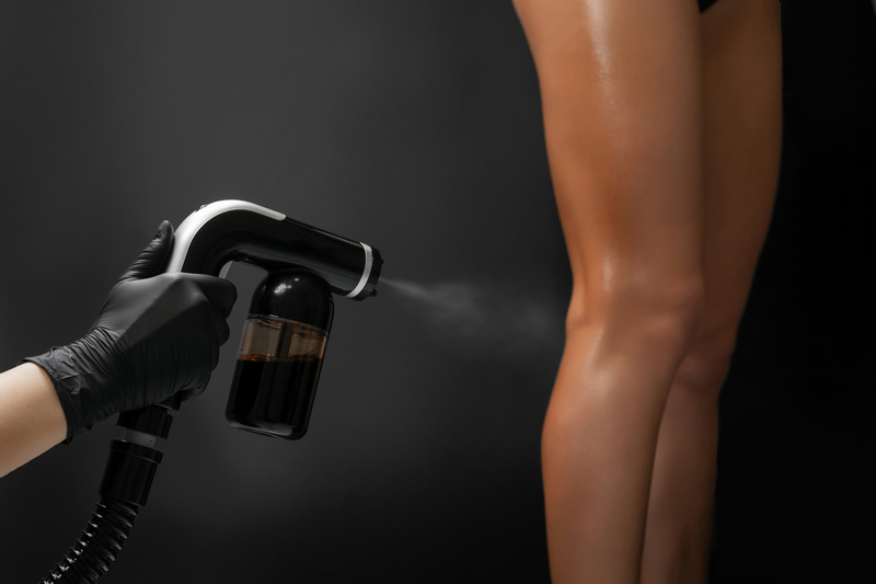 Spray tanning in Belfast